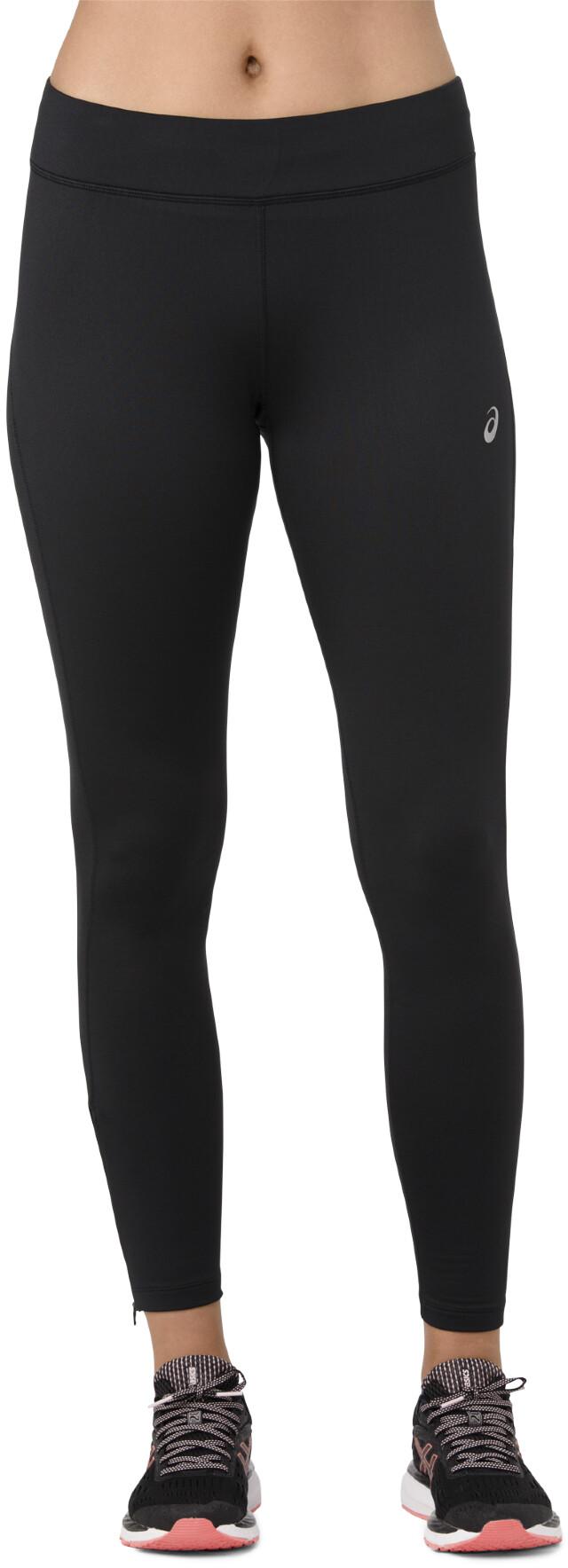 bbc7ca810a73 asics Silver Running Pants Women black at Addnature.co.uk